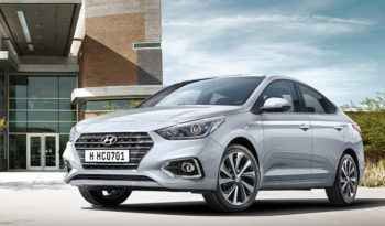 Hyundai Accent 2018 (New Model) full