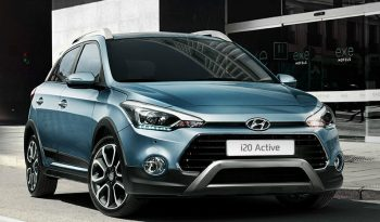 Hyundai I-20 Active 2020 (New)