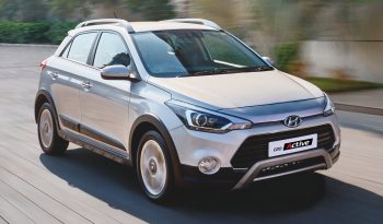 Hyundai Active I-20 (2018) full