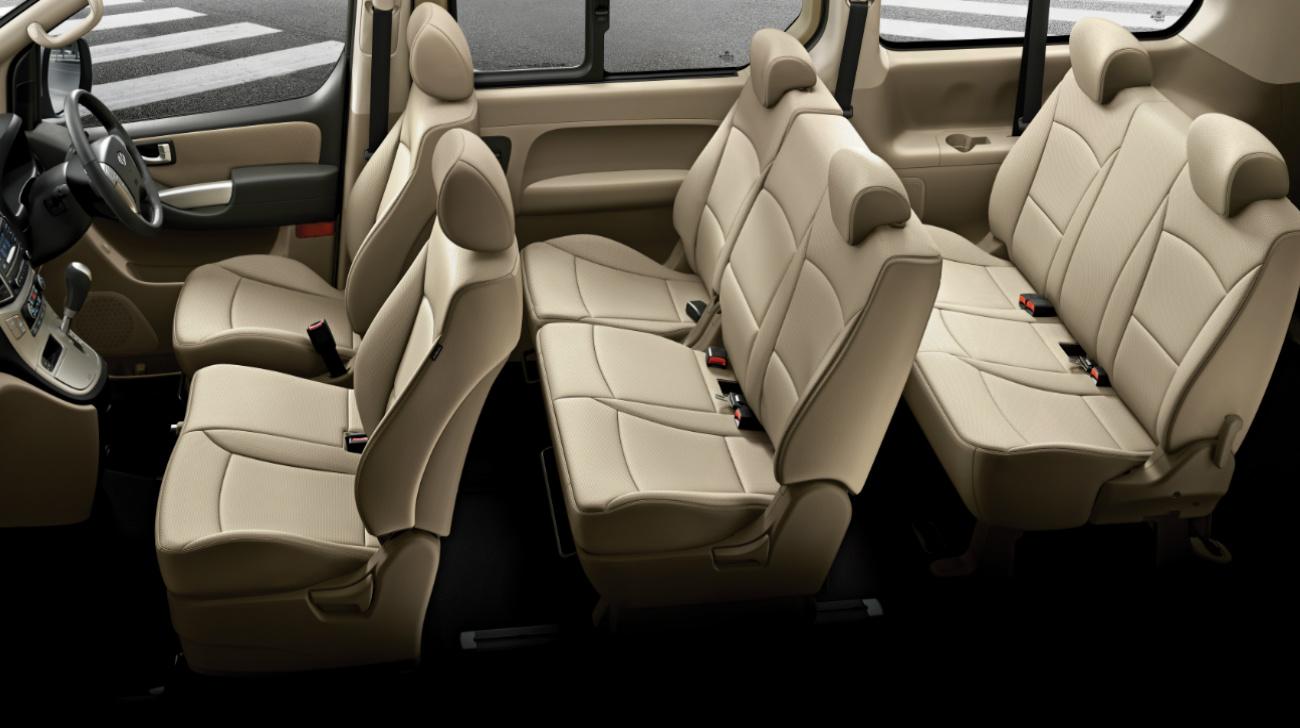 9 Seater Car >> Hyundai H1 9 Seat Van 2019 Prestige Motors Cayman