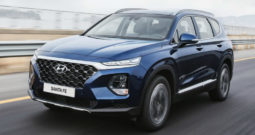 Hyundai Santa Fe (2019)