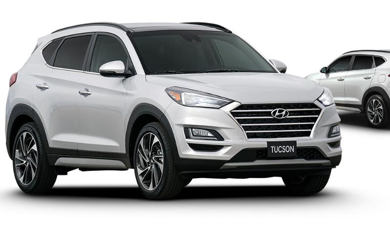Hyundai Tucson GL 2020 (New) full