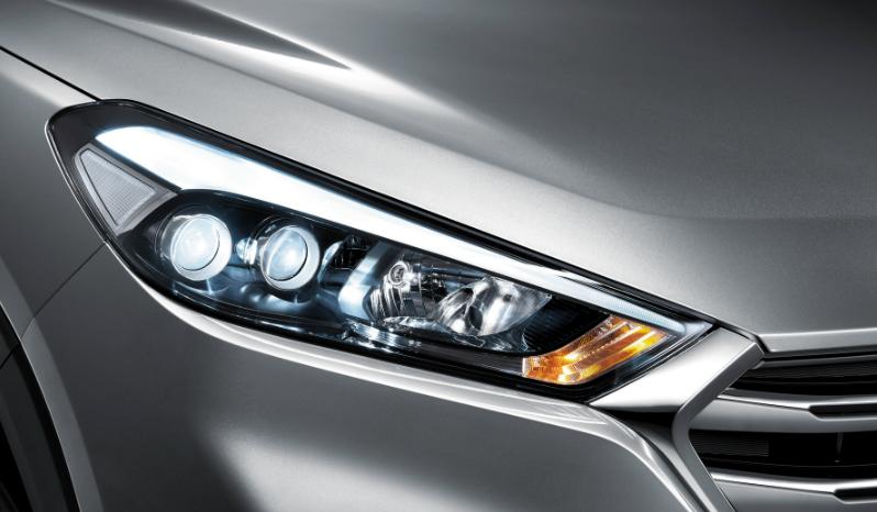 Hyundai Tuscon GL (2019) full