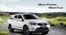 SSangyong Actyon Sport 2018 (New)