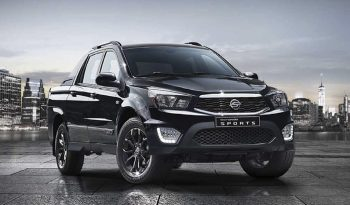 SSangyong Actyon Sport 2018 (New) full