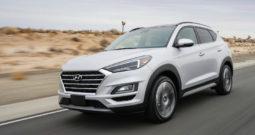 Hyundai Tuscon IX 2020 (New)