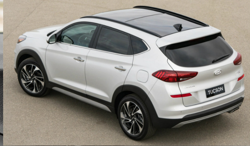 Hyundai Tuscon IX 2020 (New) full