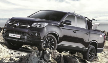 SSangyong Musso 2020 (New) full