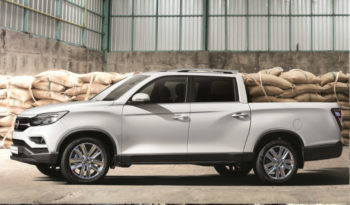 Ssangyong Musso Grand 2020 white
