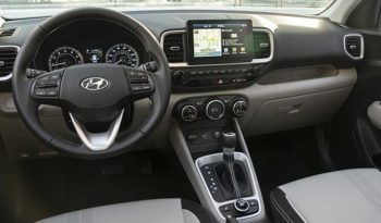 Hyundai Venue GL 2020 (New) full