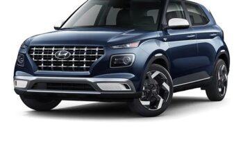 Hyundai Venue GLS 2020 (New) full
